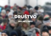 Završen 26. protest Jedan od pet miliona u Beogradu