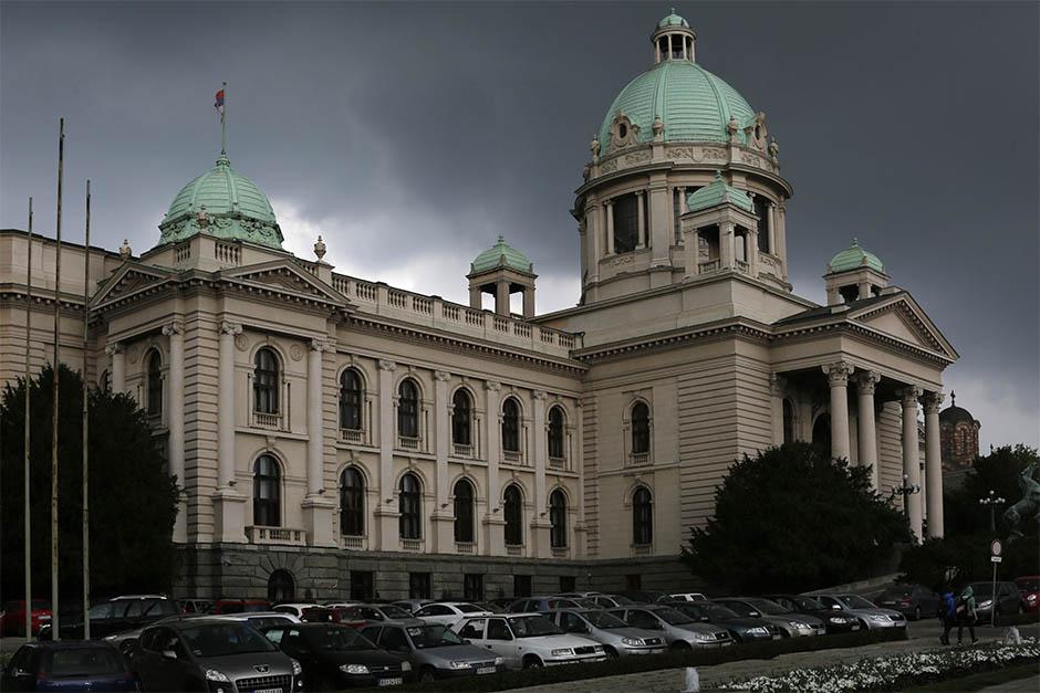 Konsultacije u Skupštini, bez SzS