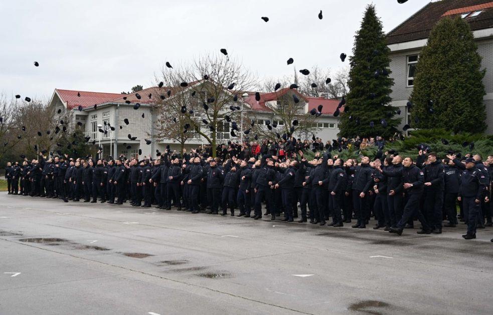 U toku prijavljivanje za buduće policajce, 67 slobodnih radnih mesta u Sremu