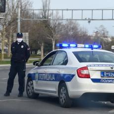 U toku vikenda, policijski čas prekršilo skoro 700 LJUDI: Najmanja disciplina u najvećim žarištima