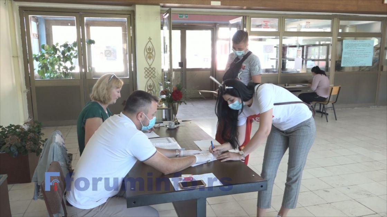 U tri srednje škole u Prijepolju većina mesta popunjena u prvom upisnom krugu
