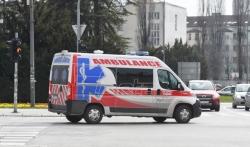 U udesu na Pančevačkom putu povredjena dva muškarca