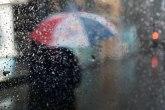 U utorak i kiša i sneg