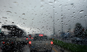 U utorak oblačno, mestimično kiša, temperatura do 23 stepena
