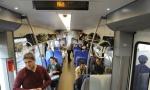 U vagone uvode stjuardese