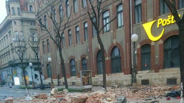 U zemljotresu u Zagrebu oštećeno 26.000 objekata