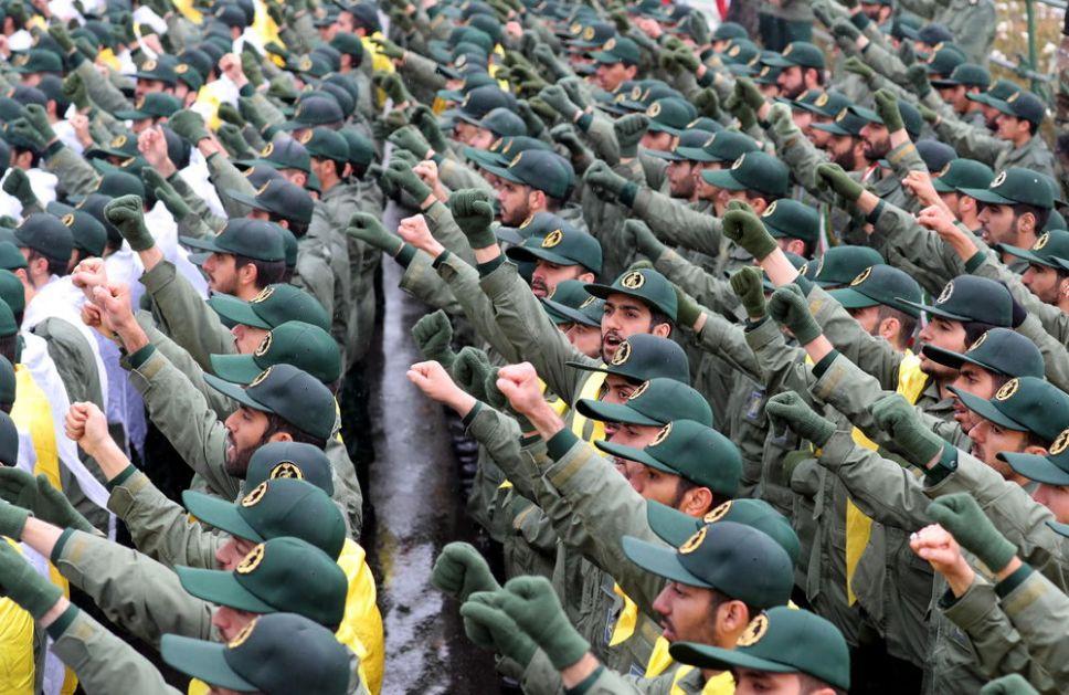 UBIJENA ČETVORICA PRIPADNIKA IRANSKE REVOLUCIONARNE GARDE Usmrtili ih naoružani banditi