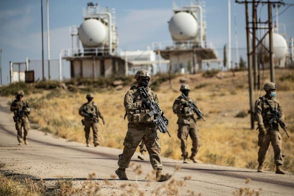 UBIJENA DVOJICA TURSKIH VOJNIKA NA SEVERU SIRIJE Turske snage uzvratile vatrom