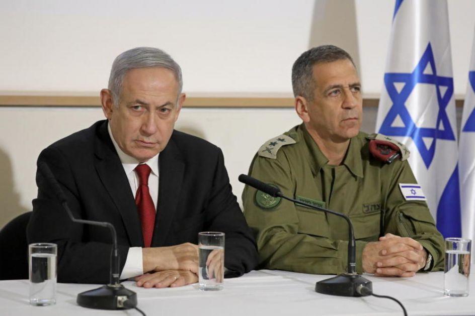 UBRZANE PRIPREME ZA RAT: Načelnik Generalštaba Izraela naredio da sve bude spremno za moguć napad na Iran!