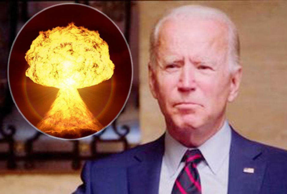 UDAR DEMOKRATA NA BAJDENA: 30 kongresmena potpisalo pismo kojim se traže manja nuklearna ovlašćenja za predsednika SAD (VIDEO)