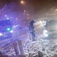 UDAR LEDENOG TALASA U EVROPI! Zabeležene rekordno niske temperature, ponegde i do minus 19 (FOTO)