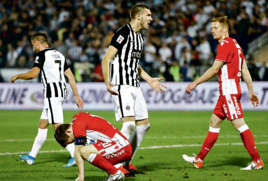 UDARANJE PO DŽEPU CRVENO-BELIH ZBOG VEČITOG DERBIJA: Ne mogu svi fudbaleri Zvezde da budu isto kažnjeni!