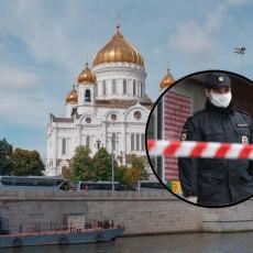 UDARILI NA RUSKE SVETINJE! 150 crkava širom Moskve dobilo pretnje bombom, policija sprovodi opsežnu akciju