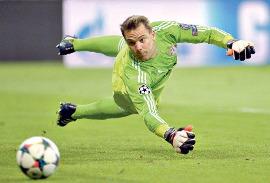 UEFA DALA ZELENO SVETLO: Nojer dobio dozvolu da nosi kapitensku traku u duginim bojama
