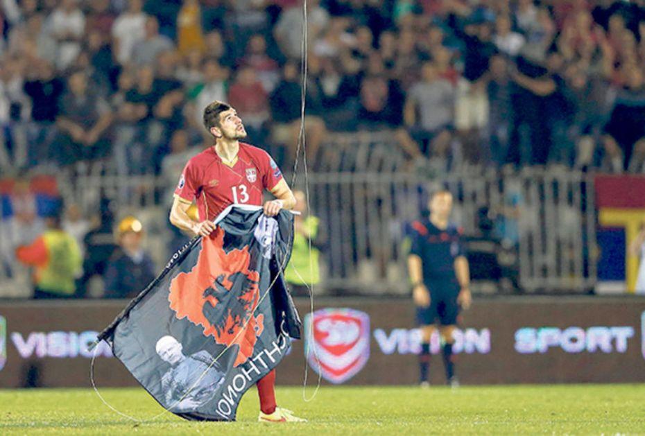 UEFA I FIFA DRŽE ALBANCIMA STRANU VEĆ DECENIJU! Brutalne kazne za Srbe i milovanje za naše komšije!