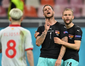 UEFA JE OVOG PUTA BILA NEMILOSRDNA: Arnautović suspendovan zbog vređanja Makendonca!