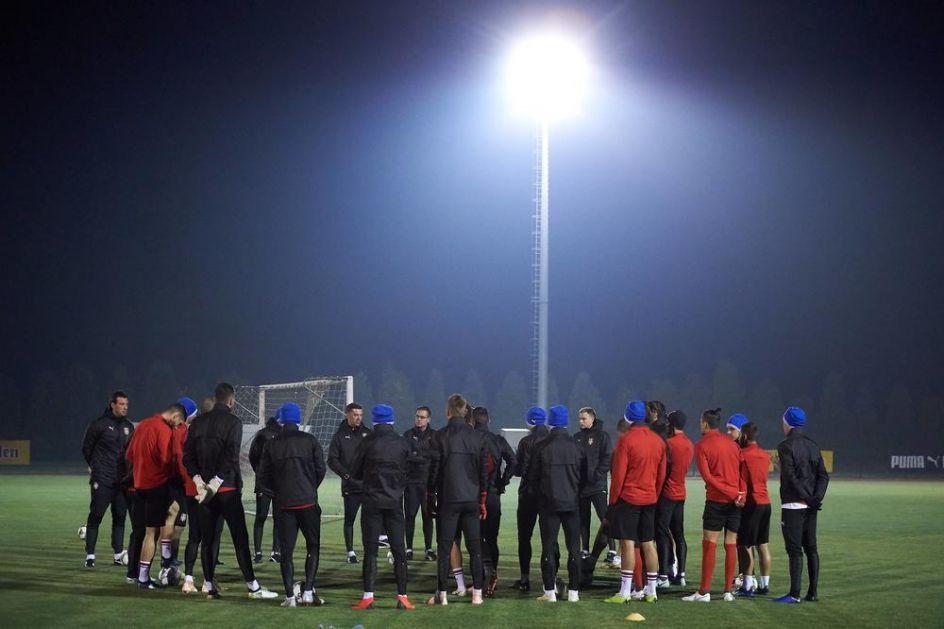 UEFA KAZNILA FUDBALSKI SAVEZ SRBIJE: Dve utakmice pod specifičnim okolnostima (FOTO)