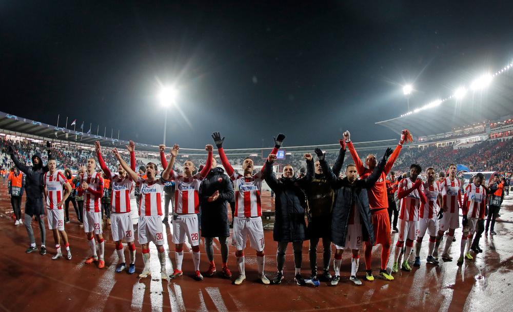 UEFA KAZNILA ZVEZDU I PSŽ! Disciplinska komisija ne prašta ispade