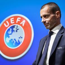 UEFA KAŽNJAVA I ZA VREME PANDEMIJE: Ovaj klub će morati da PLATI ogromnu kaznu!