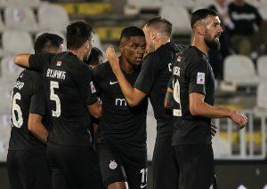 UEFA ODREDILA ARBITRE: Crno-belima protiv Flore sudi policajac, bez iskustva!