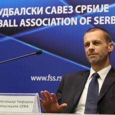 UEFA POPUSTILA POD PRITISKOM: Poznato kada će se fudbal ponovo igrati