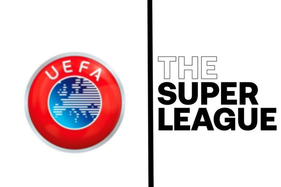 UEFA SE SVETI BOGATIMA! Ovaj POTEZ će ih dodatno ZABOLETI: Superligašima se ne piše dobro!