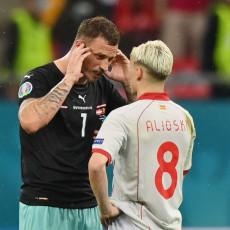 UEFA SUROVA PREMA SRBINU: Arnautović SUSPENDOVAN! Marko je ODMAH reagovao