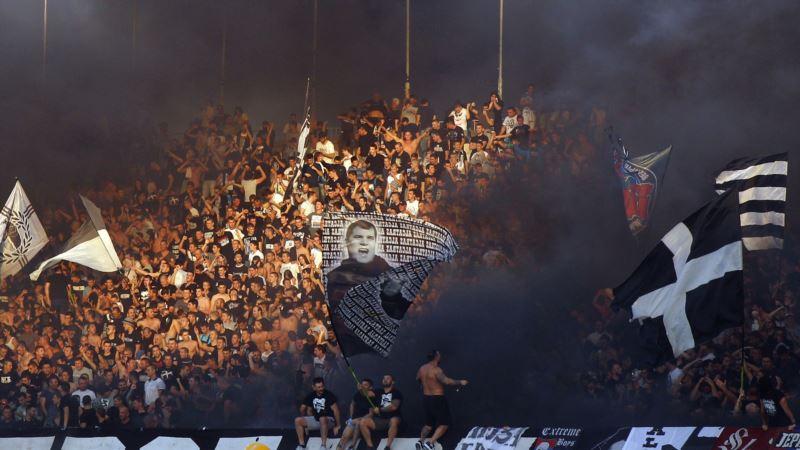 UEFA kaznila Partizan zbog rasističkog ponašanja navijača
