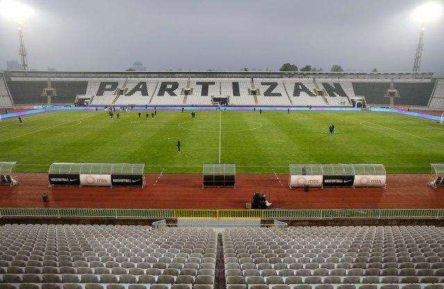 UEFA odbila molbu Partizana!