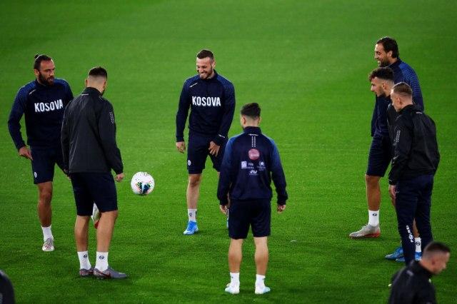 UEFA odvojila tzv. Kosovo i Rusiju na žrebu