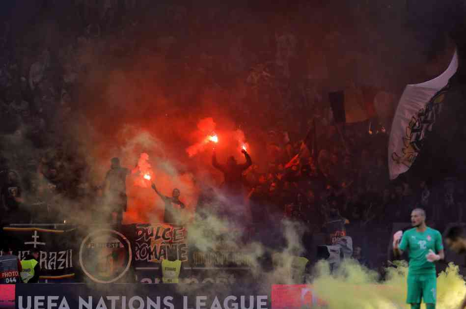UEFA pokrenula postupak protiv Fudbalskog saveza Rumunije