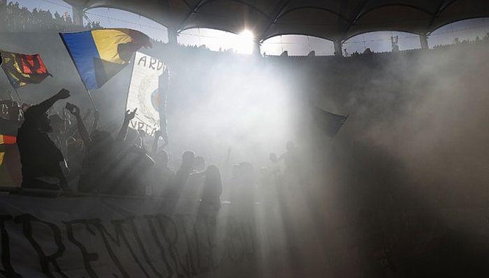 UEFA pokrenula postupak protiv Rumunije zbog skandiranja na utakmici sa Srbijom