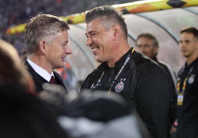 UEFA prognozirala startne postave Junajteda i Partizana, engleski mediji se baš i ne slažu