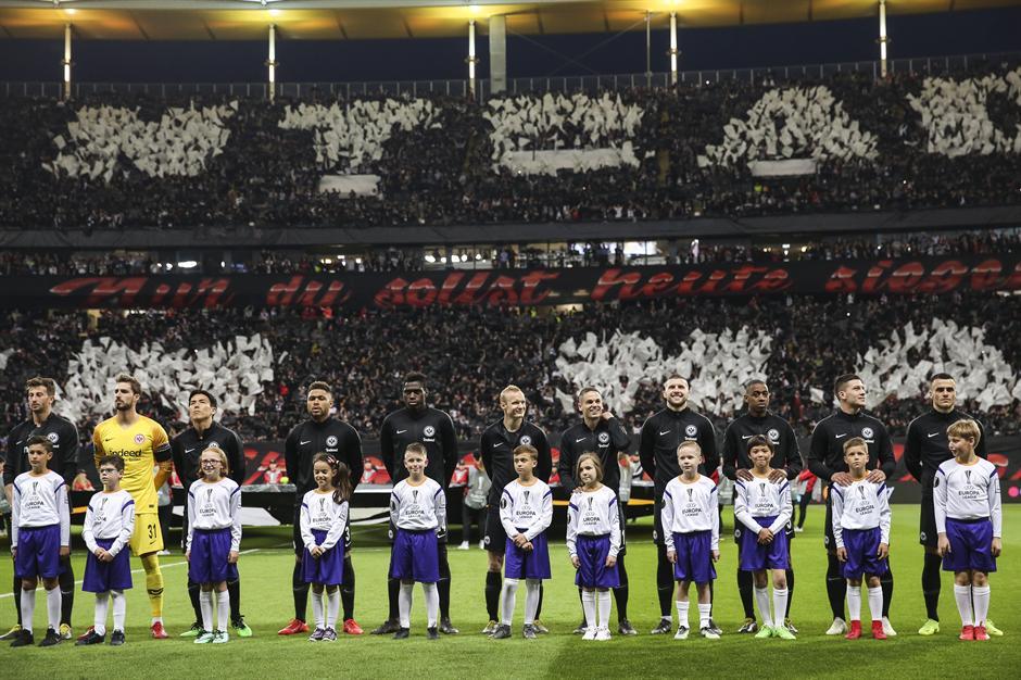 UEFA skratila spisak, Ajntraht može u Niš