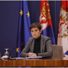 UGOSTITELJI SU OVO DUGO ČEKALI: Premijerka saopštila dobre vesti, država planira novu pomoć za najugroženije