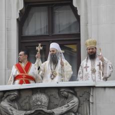 UGOVOR SE ZAKLJUČUJE ODMAH POSLE VASKRSA? Patrijarh Porfirije potvrdio da je spreman sporazum između Crne Gore i SPC