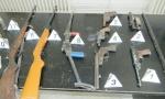 UHAPŠEN 77-GODIŠNjAK: U kući krio arsenal oružja i municije (FOTO)