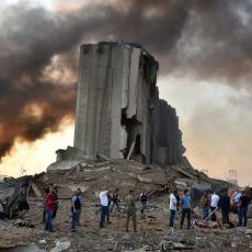 UHAPŠENO 16 RADNIKA LUKE U BEJRUTU: Pokrenuta istraga povodom stravične eksplozije