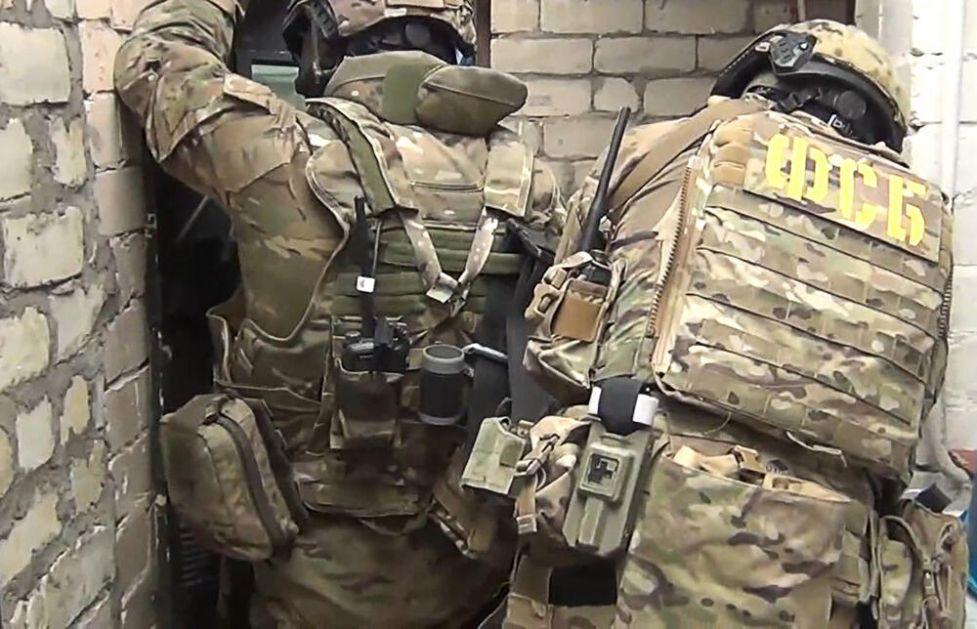 UHVAĆEN NA DELU FSB Rusije uhapsila ukrajinskog konzula dok je primao poverljive informacije! (FOTO)