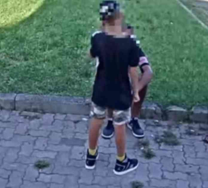 UHVAĆENI NA DELU: Migranti prodavali deci drogu usred bela dana, ali nisu znali da ih snimaju! (VIDEO)