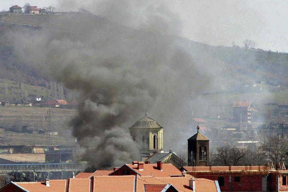 UKLETI MART! POGROM NAD KOSOVSKIM SRBIMA: Divljanje Albanaca ostavilo mrtve ljude i spaljena sela i crkve
