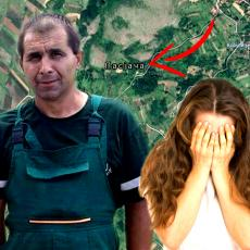 UKLETO SELO PASJAČA: U mestu gde je Berberin držao Moniku JOŠ JEDNO SILOVANJE, celu noć TUKLI I MALTRETIRALI ženu