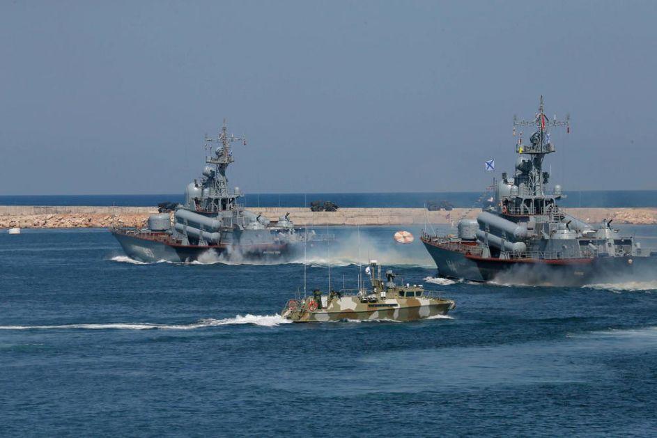 UKRAJINA POKUŠAVA DA OPKOLI KRIM POMORSKIM BAZAMA: Odgovor ruskog admirala jasno ukazuje šta ih čeka!