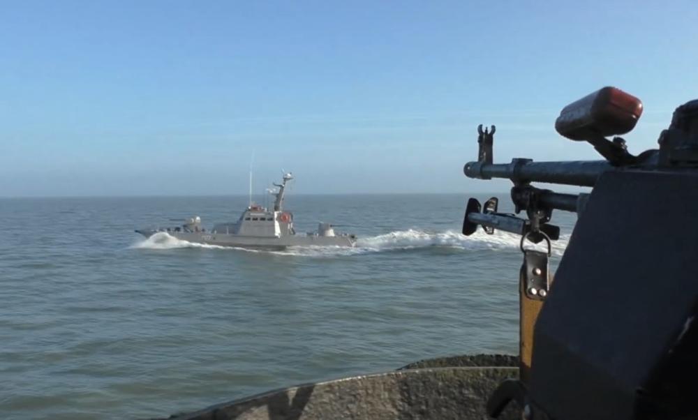UKRAJINA PONOVO PROVOCIRA: U Azovskom moru održabna vežva odvraćanja napada stranih brodova (VIDEO)
