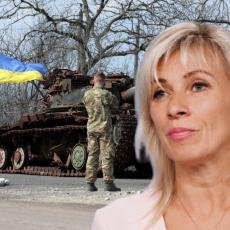 UKRAJINCI KORISTE ZABRANJENO ORUŽJE! Zaharova raskrinkala paklenu strategiju Kijeva u Donbasu