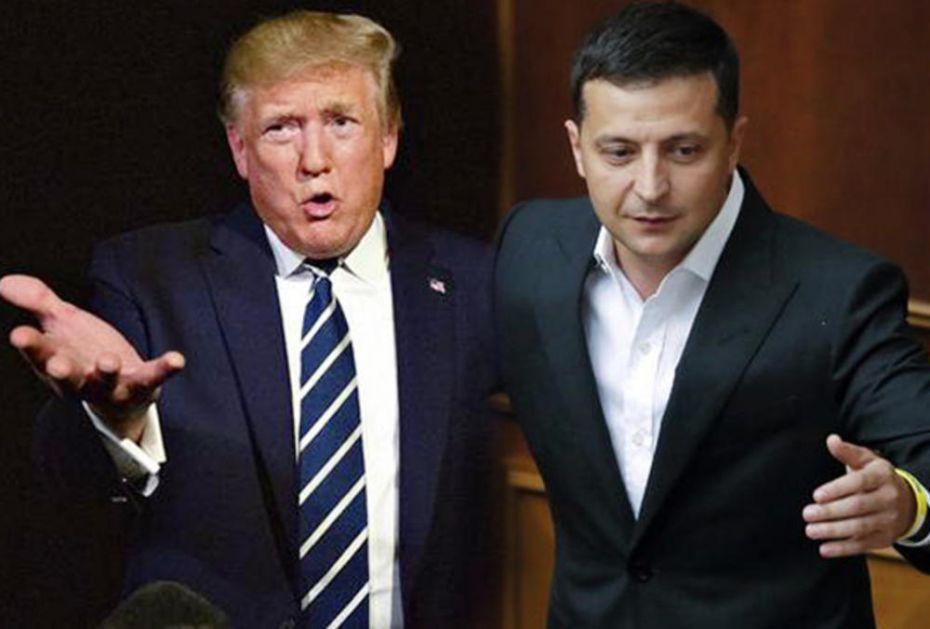 UKRAJINCI PODRŽALI TRAMPA: Ministar negirao da je Predsednik SAD tražio od Zelenskog da istraži Bajdenovog  sina