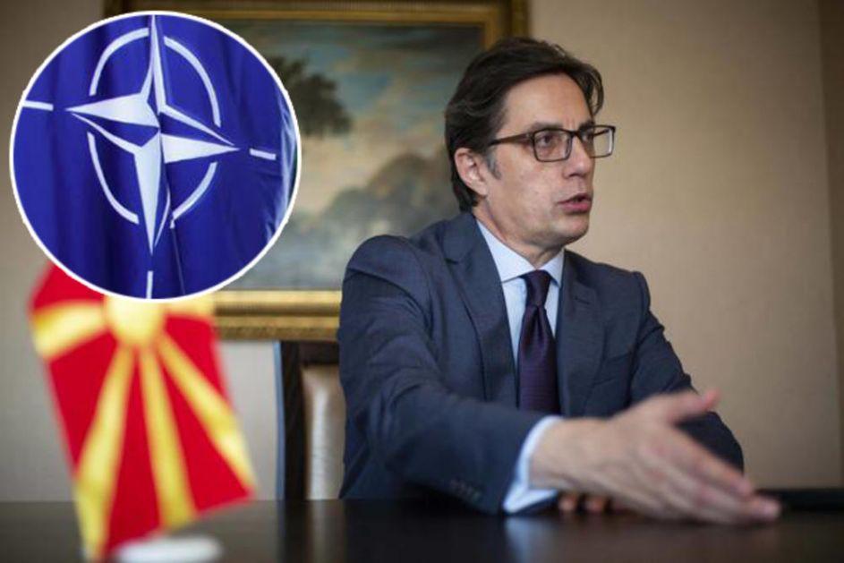 ULAZE U NATO, A BOJE SE LAŽNIH VESTI: Dramatično upozorenje predsednika Severne Makedonije Steve Pendarovskog!