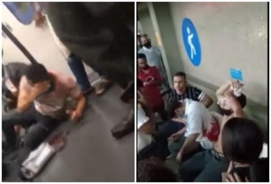 ULIČNI RAT POLICIJE I BANDI U RIU: Metak policajca pogodio u glavu! Usledio je pokollj faveli i metrou VIDEO