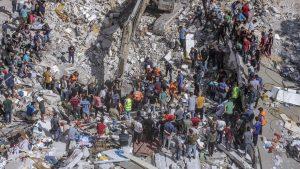 UN: 38.000 Palestinaca raseljeno zbog izraelskih napada na Gazu
