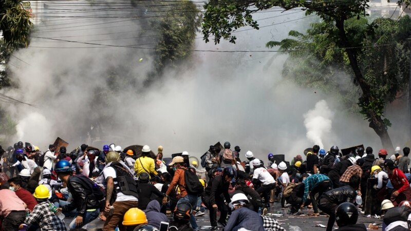 UN: Najsmrtonosniji dan u Mijanmaru